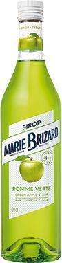 Marie Brizard Green Apple Syrup 70cl