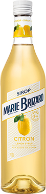 Marie Brizard Lemon Syrup 70cl