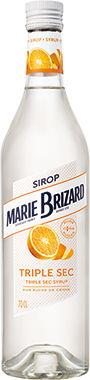 Marie Brizard Triple Sec Syrup 70cl