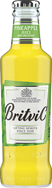 Britvic Pineapple 125 ml x 24