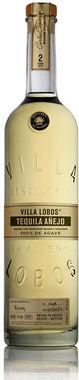 Villa Lobos Tequila Anejo 100% Agave
