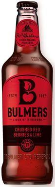 Bulmers Crushed Red Berries and Lime 500 ml x 12