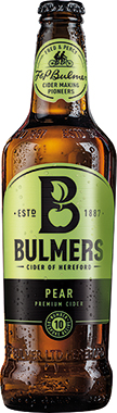 Bulmers Pear 500 ml x 12