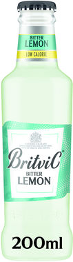 Britvic S/L Bit Lemon 200 ml x 24