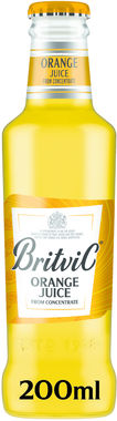 Britvic Orange Juice 200 ml x 24