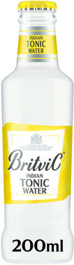 Britvic Tonic water 200 ml x 24