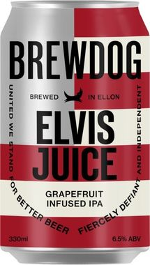 Brewdog Elvis Juice, Can