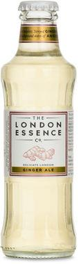 London Essence Company Ginger Ale 200 ml x 24