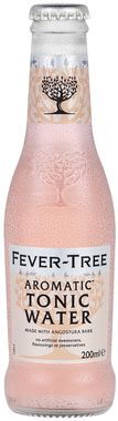 Fever-Tree Aromatic Tonic Water 200 ml x 24