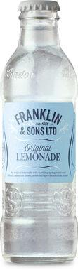Franklin & Sons Original Lemonade 200 ml x 24