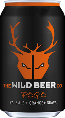 Wild Beer Pogo Can 330 ml x 24