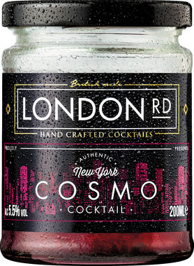 London Road Cocktails - Cosmo 200ml x 12