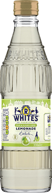 R Whites Pear & Elderflower Lemonade 330 ml x 24