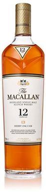 Macallan 12 YO Sherry 70cl