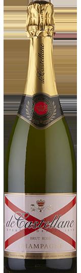 Champagne de Castellane Rosé NV