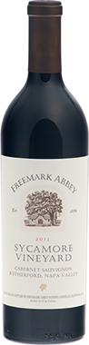 Freemark Abbey Sycamore Vineyard Cabernet Sauvignon, Rutherford, Napa Valley