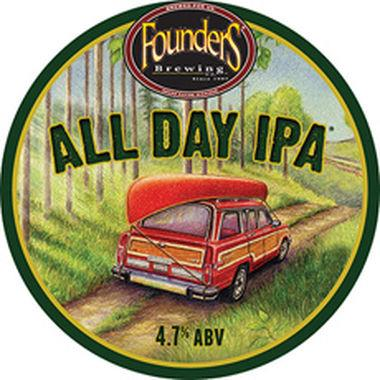 Founders All Day IPA, Keg 29.3L x 1