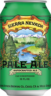 Sierra Nevada Pale Ale Can 355 ml x 24