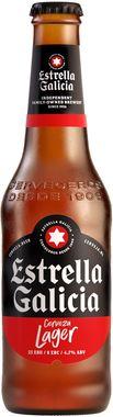 Estrella Galicia Bottle