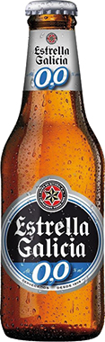 Estrella Galicia Alcohol Free