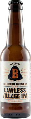 Bellfield Lawless Village IPA Gluten Free 330 ml x 12