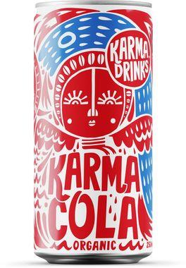 Karma Cola, Can 250 ml x 24