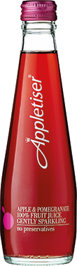 Appletiser Apple & Pomegranate 275 ml x 12