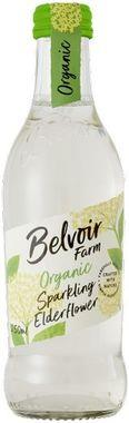 Belvoir Fruit Farms Organic Elderflower Presse 250 ml x 12