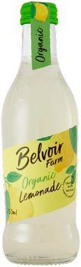 Belvoir Fruit Farms Organic Lemonade 250 ml x 12