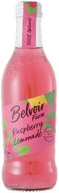 Belvoir Fruit Farms Raspberry Lemonade 250 ml x 12