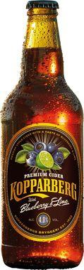 Kopparberg Blueberry & Lime, NRB 500 ml x 15