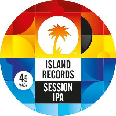 Island Records Session IPA, Keg 30 lt x 1