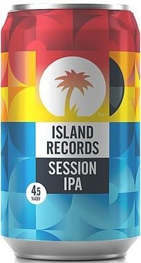 Island Records Session IPA 330 ml x 24