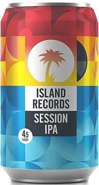 Island Records Session IPA, Can 330 ml x 24
