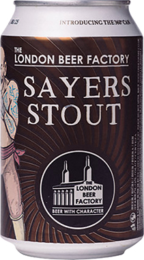 Sayers Stout Cans 330 ml x 24