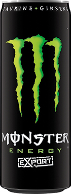 Monster Energy Export 355 ml x 24