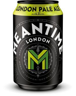 Meantime London Pale Ale, Can 330 ml x 12