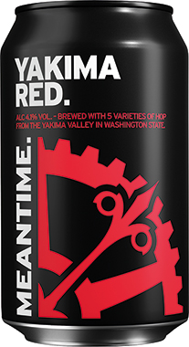 Meantime Yakima Red Can 330 ml x 12