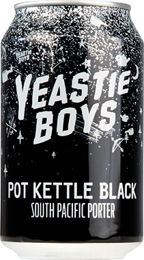 Yeastie Boys Pot Kettle Black Cans 330 ml x 24