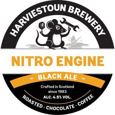 Harviestoun Nitro Engine Oil 30 lt x 1