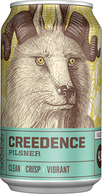 Crazy M Creedence Can 355 ml x 24