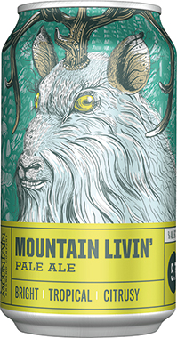 Crazy M Livin Pale CAN 355 ml x 24