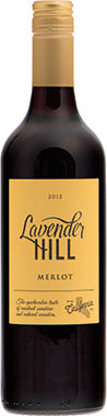 Lavender Hill Merlot, California