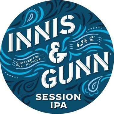 Innis & Gunn Session IPA, Keg 50 lt x 1