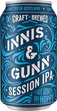 Innis & Gunn Session IPA, Can 330 ml x 24