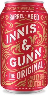 Innis & Gunn The Original bourbon barrel-aged, Can 330 ml x 24