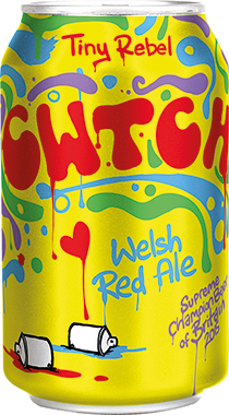 Tiny Rebel Cwtch Cans 330 ml x 24