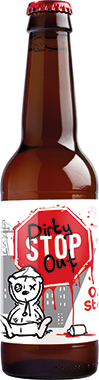 T Rebel Dirty Stop Out 330 ml x 24