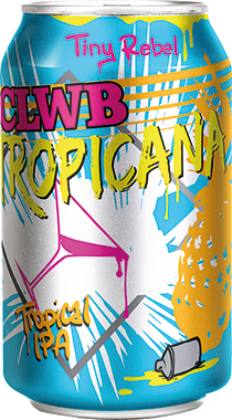 TR Club Tropicana Can 330 ml x 24