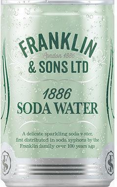 Franklin & Sons Soda Water